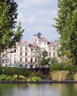 Visiter les jardins de Bordeaux : Le jardin botanique de Bordeaux, à la Bastide