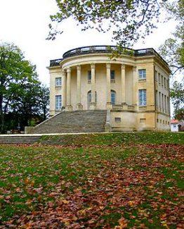 La Maison Carrée d'Arlac de Bordeaux