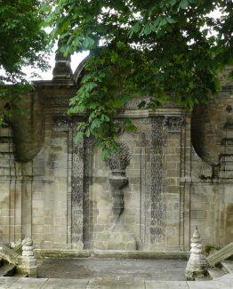 Fontaine Sainte-Croix de Bordeaux