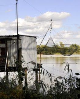 Une cabane de pêcheur de Bordeaux et Bègles
