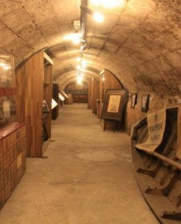 Photographie du Musée du Vin